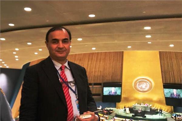 من داخل الجمعية العامة للأمم المتحدة