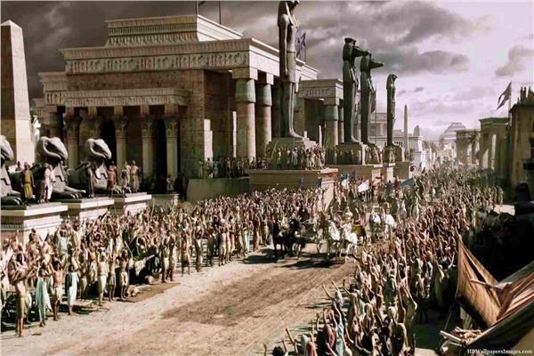 جيش المصريين القدماء حقق انتصارات كبيرة