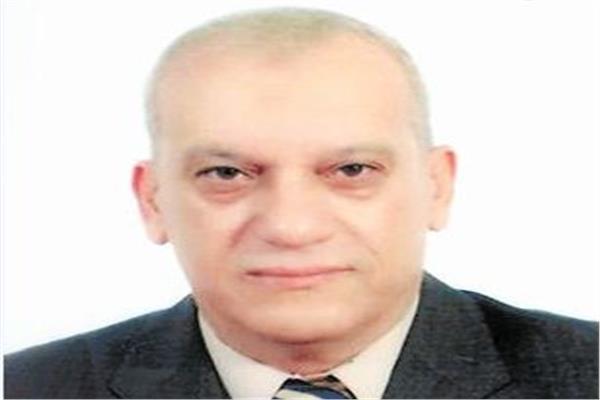اللواء إبراهيم محروس - رئيس الهيئة العامة للخدمات البيطرية