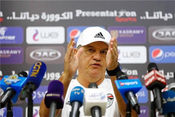هاني رمزي المدرب العام لمنتخب مصر