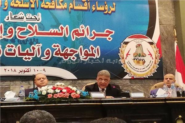 اللواء محمود عبودي مدير مكافحة الأسلحة والذخيرة