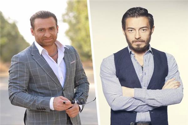 احمد زاهر و نضال الشافعي