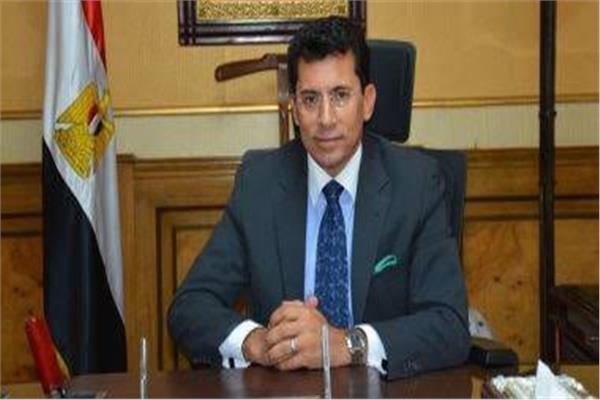 وزير الشباب والرياضة يهنئ أبطال مصر في أولمبياد الشباب بالأرجنتين