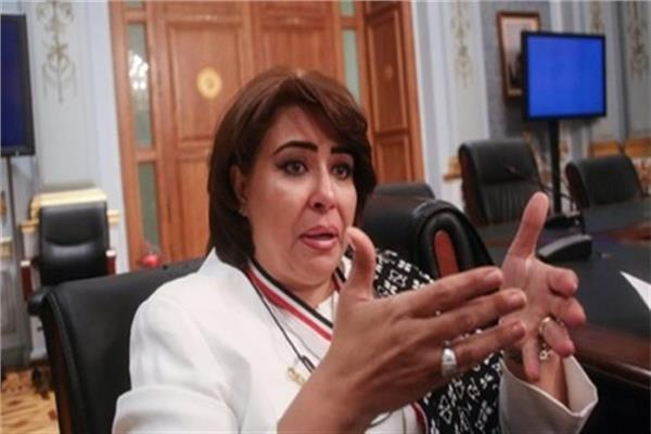 غادة عجمي، عضو لجنة العلاقات الخارجية بمجلس النواب