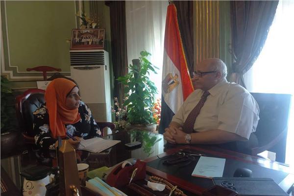 حوار| رئيس جامعة عين شمس: دعم كبير من القيادة السياسية.. وانتظروا كليات خدمة جديدة