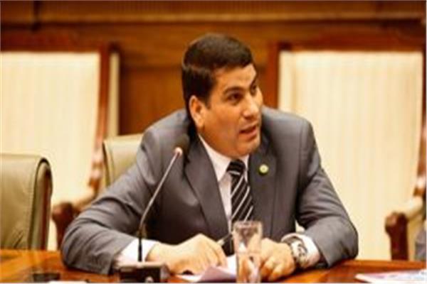 النائب على بدر، عضو مجلس النواب عن محافظة بني سويف