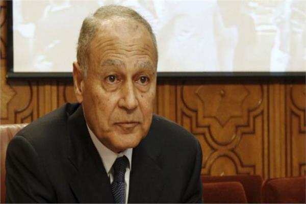 الأمين العام لجامعة الدول العربية «أحمد أبو الغيط»