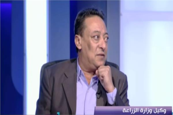 المهندس محمود فوزي عطا، وكيل وزارة الزراعة