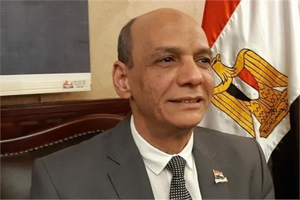 اللواء مجدي عبد الحليم مساعد وزير الداخلية الأسبق