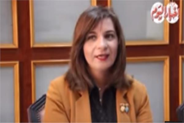 د. نبيلة مكرم- وزيرة الهجرة