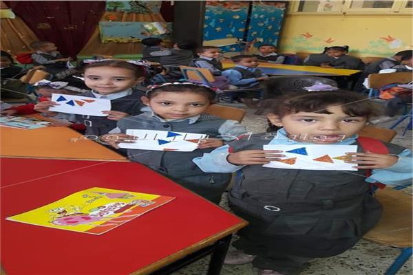 رياض أطفال مدرسة نجع عايد