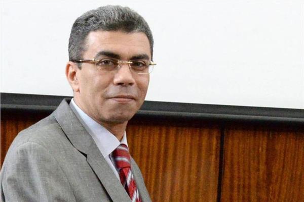 الكاتب الصحفي ياسر رزق رئيس مجلس إدارة دار أخبار اليوم