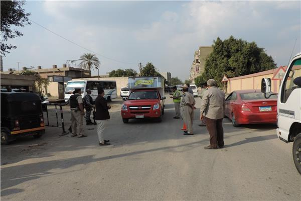 ضبط 10 عاطلين وبحوزتهم 4 قطع اسلحة نارية ومخدرات بحملة على مركزى طوخ وقليوب