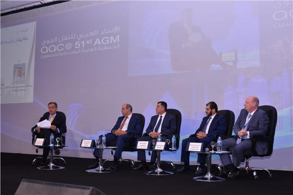 الاتحاد العربي للنقل الجوي يناقش تحديات صناعة الطيران