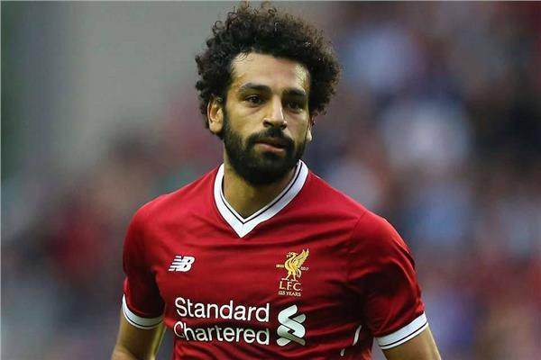 محمد صلاح نجم نادي ليفربول الإنجليزي