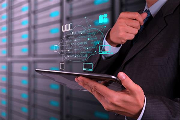 المهندس تامر أحمد يوسف، المدير التنفيذي لاحد شركات تكنولوجيا المعلومات والاتصالات