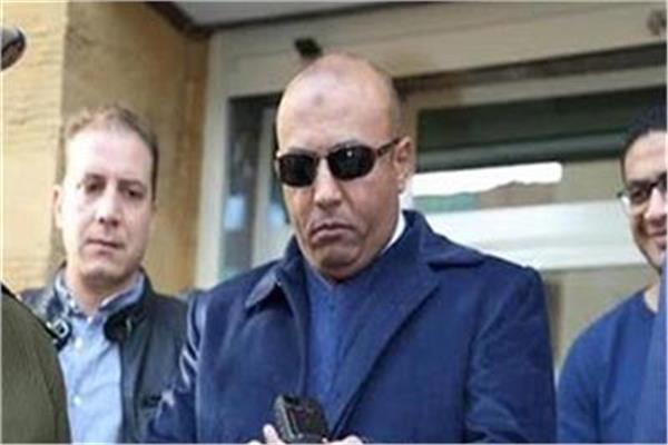 هشام عبد الباسط محافظ المنوفية السابق