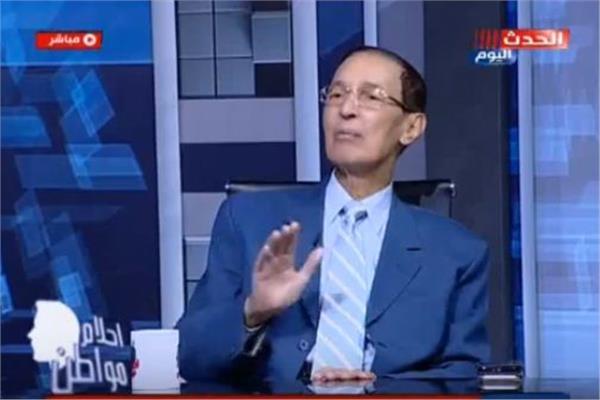 حمدي الكنيسي نقيب الإعلاميين