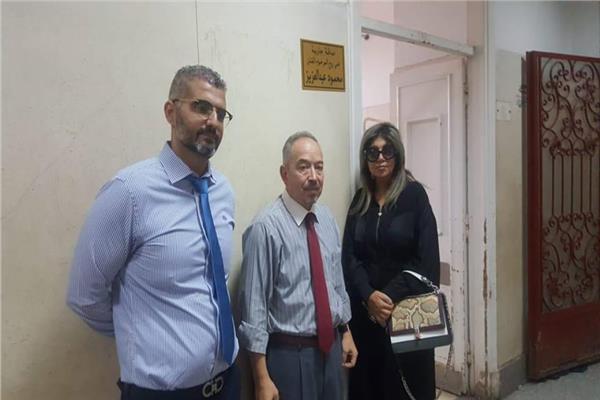 بوسي شلبي تحيي الذكرى الثانية لرحيلمحمود عبدالعزيز