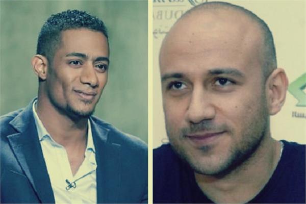 محمد رمضان وأحمد مكي