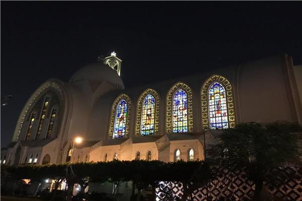 الكاتدرائية المرقسية تستعد لقداس التدشين