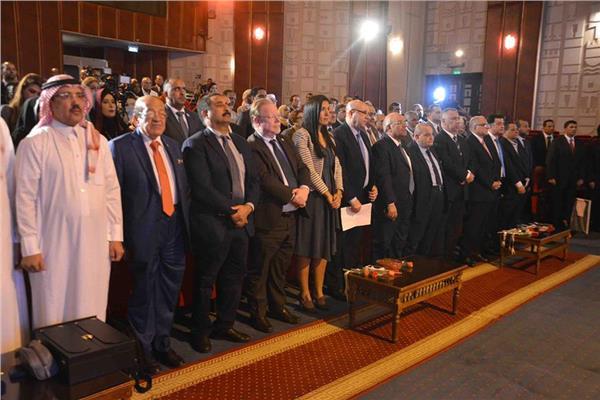 افتتاح مؤتمر المستثمرات العرب