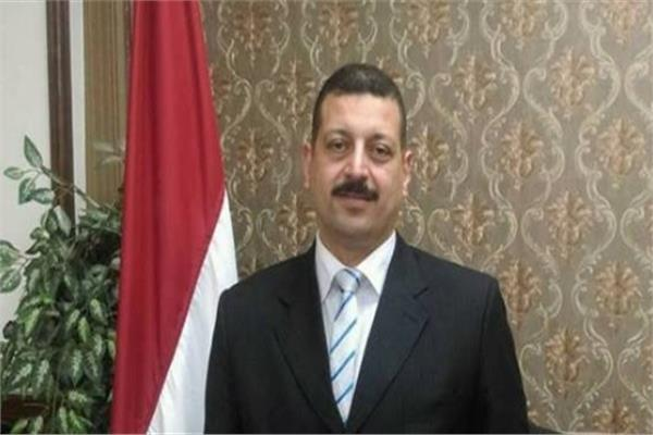أيمن حمزة المتحدث الرسمي بإسم وزارة الكهرباء