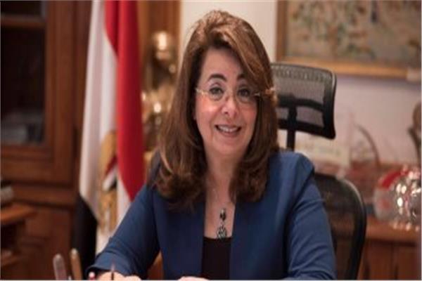 د. غادة والي - وزيرة التضامن
