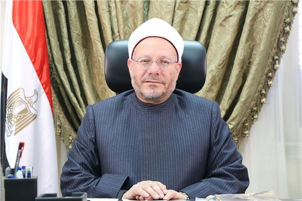 مفتى الجمهورية الدكتور شوقى علام