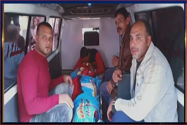 إبراهيم الشاعر، شقيق السيدة المتوفاة بعد إجراء جراحة في كفر الشيخ