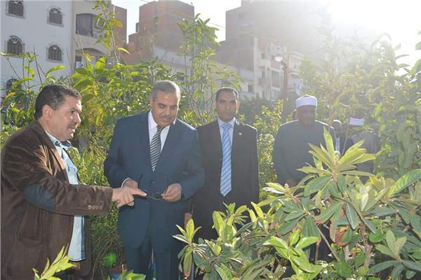 الدكتور محمد المحرصاوي رئيس جامعة الأزهر