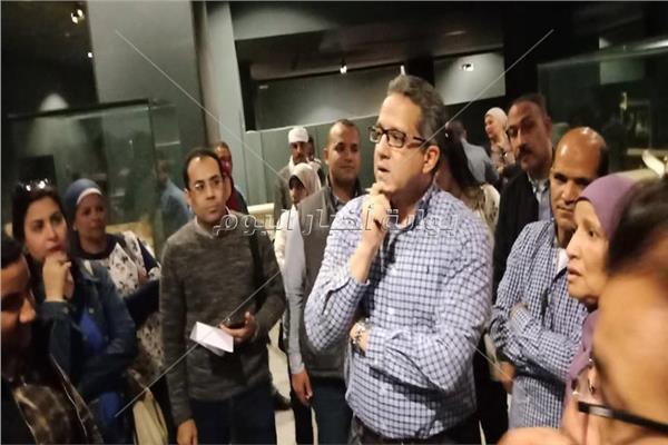 وزير الآثار: افتتاح متحف الحضارة خلال أشهر