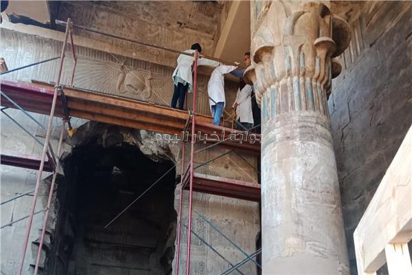 وزارة الآثار تهدي الأقصر تمثال الملك رمسيس