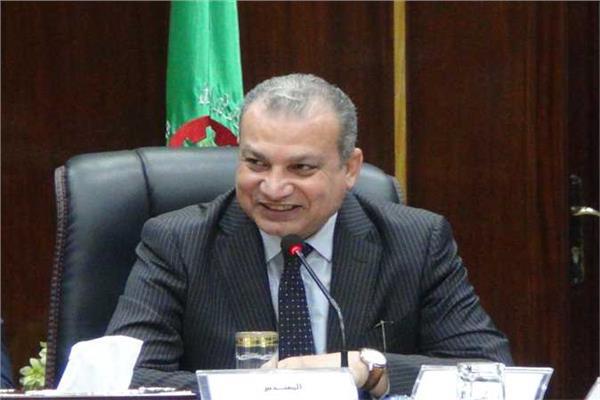 المهندس خالد صديق رئيس صندوق تطوير المناطق العشوائية