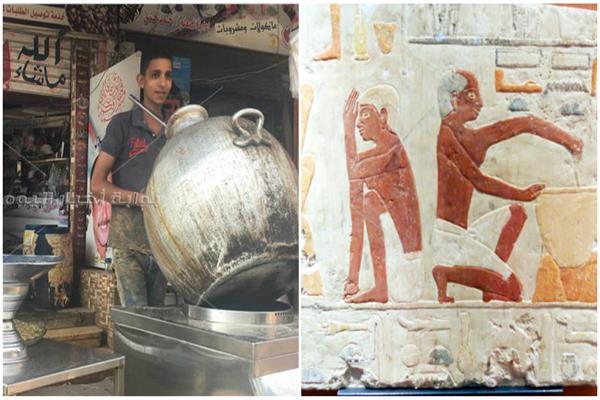 ظلت قدرة الفول منذ آلاف السنين راعي فطور المصريين