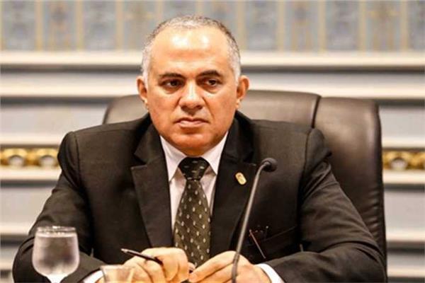 د. محمد عبد العاطي - وزير الري والموارد المائية