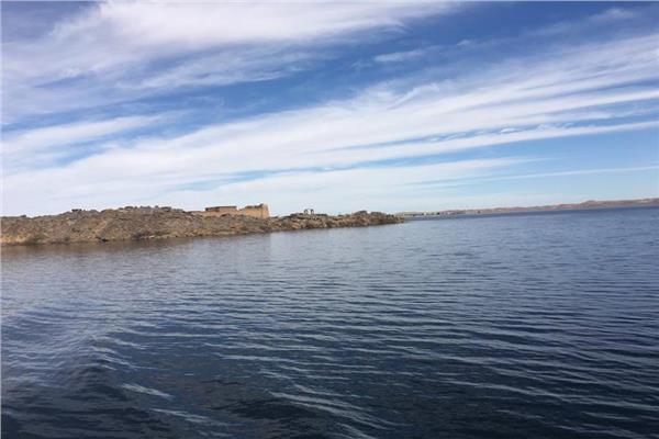 بحيرة السد العالي