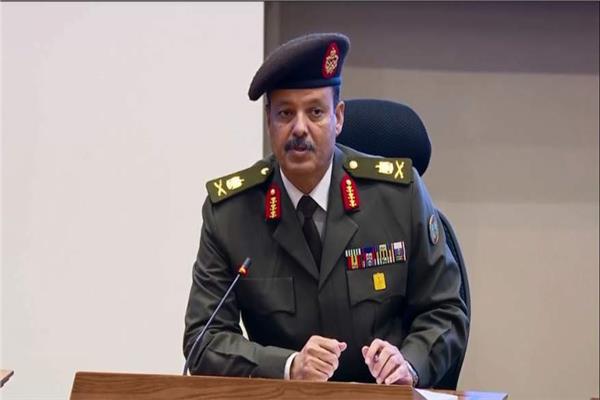 اللواء أ.ح طارق سعد زغلول رئيس هيئة التسليح للقوات المسلحة