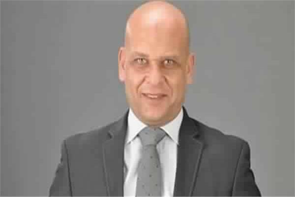 النائب محمد هانى الحناوى عضو مجلس النواب