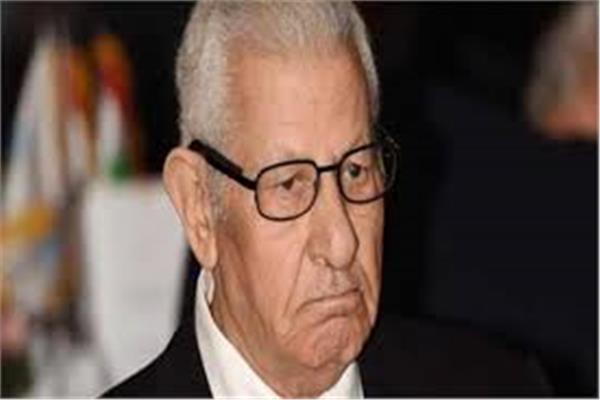 الكاتب الصحفي الكبير مكرم محمد أحمد