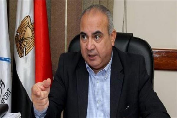 رئيس هيئة النقل النهري الدكتور عبدالعظيم طربق