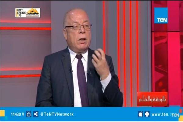 الكاتب الصحفي حلمى النمنم