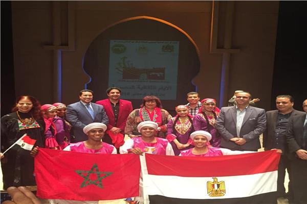 الايام الثقافية المصرية