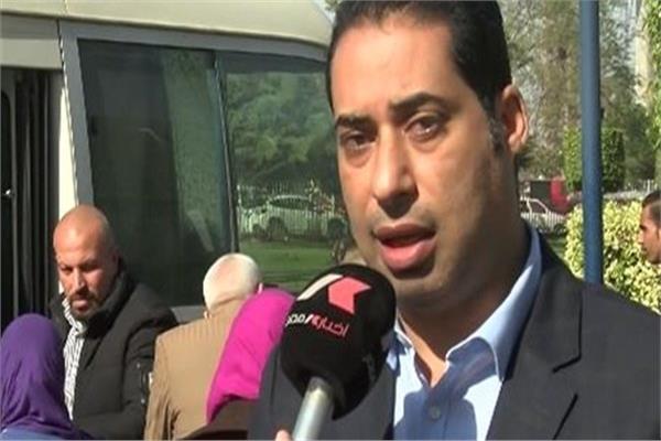 الدكتور هاني مصطفى راشد، مدير معهد ناصر