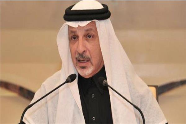 وزير الدولة السعودي لشؤون الدول الأفريقية أحمد قطان