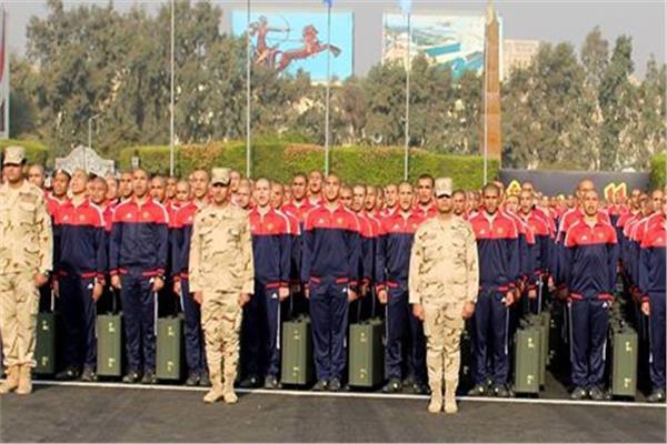 طلبة الكليات العسكرية