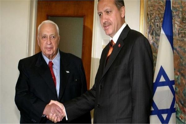 تعاون وتحالف تركي إسرائيلي