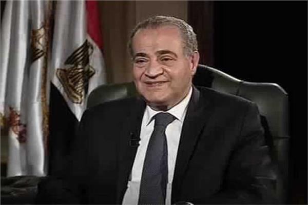 الدكتور علي المصيلحى وزير التموين