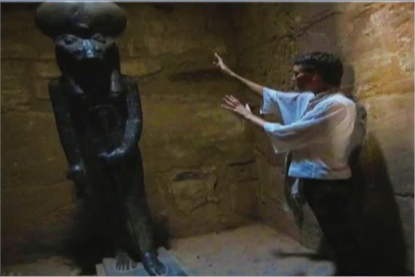 عباده الآلهة المصرية