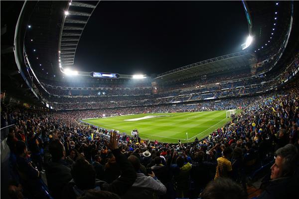 ملعب السنتياجو بيرنابيو